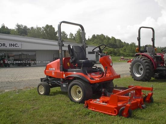 Riding Mower For Sale:  2012 Kubota F2680E