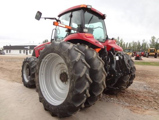 2010 Case IH Magnum MX245 - 2510 hrs,  480R50 Duals, 4 hyd Tractor For Sale