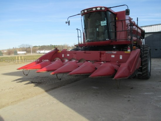 2009 Case IH UPTIME READY!,  3406, 6R30, 5088/6088/7088 Header-Corn For Sale
