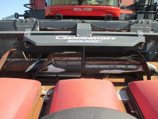 2008 Geringhoff RD1230,UPTIME READY, AHHC, 7010/7120/8010/8120 Header-Corn For Sale