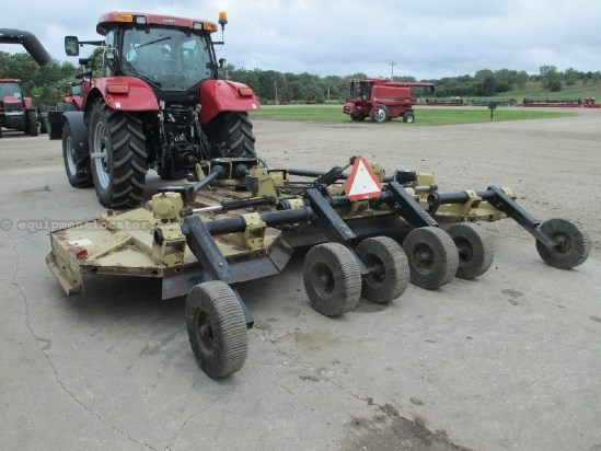 1993 3D-P Technology RCFM45180, 1000 PTO, 15' Cut Rotary Cutter For Sale