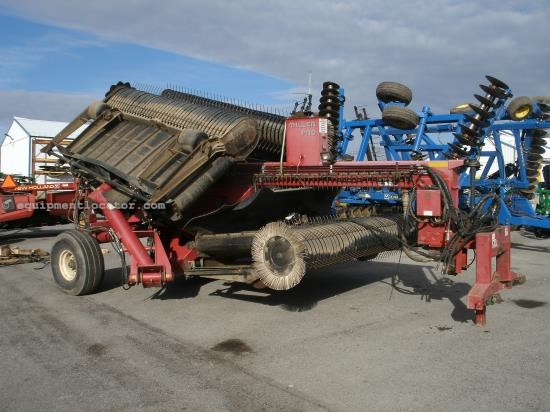 Windrow Inverter For Sale:  2005 Miller Pro 310