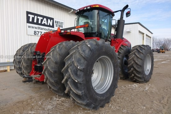 2012 Case IH STEIGER STX350HD, AutoSteer, PTO, Diff Lock Tractor For Sale