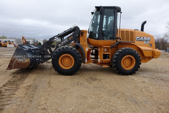 2011 Case 621Ext, ACS Cplr, Ride Control Wheel Loader For Sale