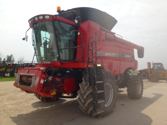 2009 Case IH 6088,1464 Sep Hr,UPTIME Ready, Warranty*,Autosteer Combine For Sale