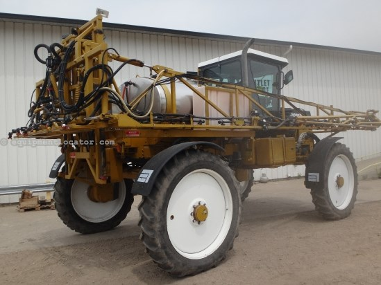 1999 RoGator 854 - 3674 hrs, 90 ft, 750 gal, 320R46, Foam Sprayer-Self Propelled For Sale