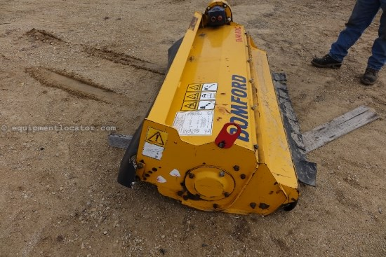 2009 Bomford 1500TK, Hyd. Cutting Head for Flail Mower Attachment For Sale