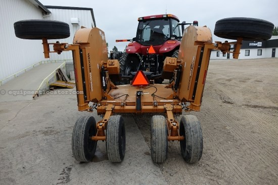 2007 Woods BW1800Q, 15Ft, PT, 1000 PTO, 6 Tires,Safety Guards Rotary Cutter For Sale