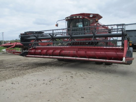 2006 Case IH 1020, 25', HHC, FT, Fits 1688/2166/2188/2366/2388 Header-Flex For Sale