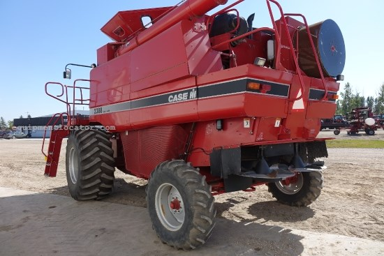 1998 Case IH 2388, 3966 Sep Hr, RT, Bin Ext, Monitor, Dlx Cab Combine For Sale