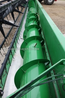 2001 John Deere 930F, 30Ft, Poly, 8820/9600/9610 Header-Flex For Sale