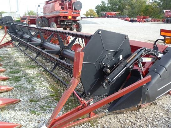2001 Case IH 1020, 25', 2166/2188/2366/2388, FT, Poly Header-Flex For Sale