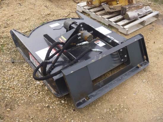 "2013 Erskine 900331,Near New 48"" Rotary Brush Mower   Rotary Cutter For Sale"