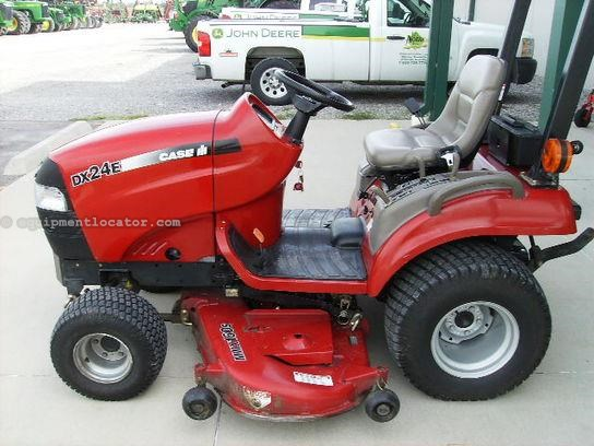 Ih Garden Tractors : Case ih dx e tractor for sale at equipmentlocator
