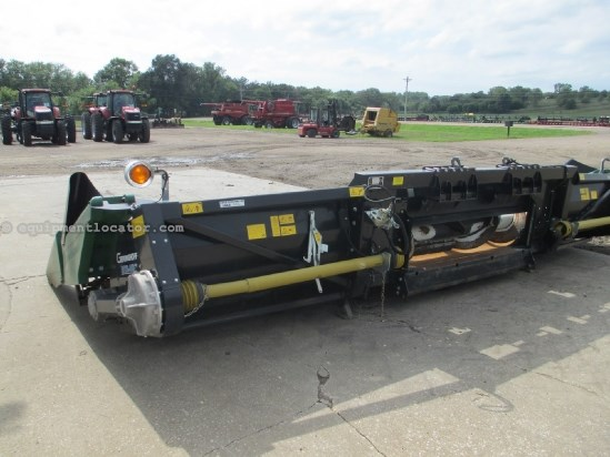 2007 Geringhoff RD830, Hyd deck Pplates, FT, HHC, JD 96 series Header-Corn For Sale