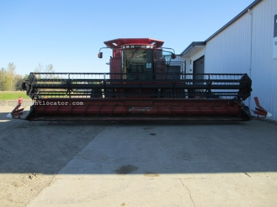 2004 Case IH 1020, 30', Contour, HHC, Fits 1688/2188/2366/2388 Header-Flex For Sale