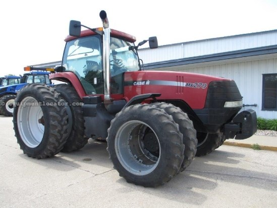 1999 Case IH MX270, 4482Hr,4 Remotes,3 Pt Quick Hitch,1000 PTO Tractor For Sale