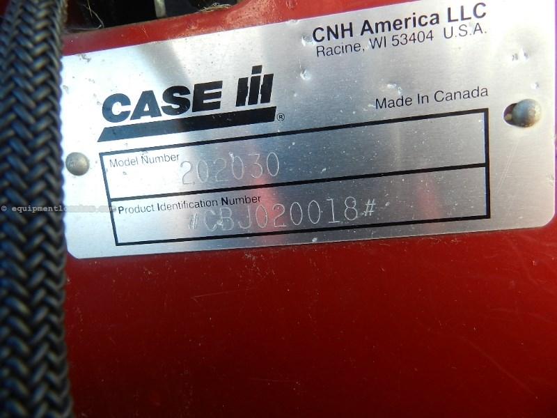 2004 Case IH 2020, 30', 6088/7088/7120/8120, FT Header-Auger/Flex For Sale