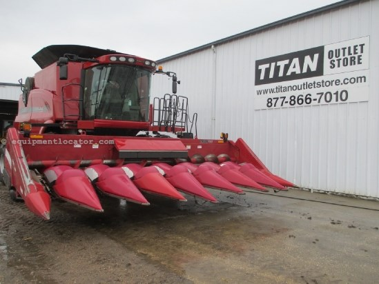 2009 Case IH 2608,FT,8R30, Fits 6088/7088/7010/7120/8010/8120 Header-Corn For Sale