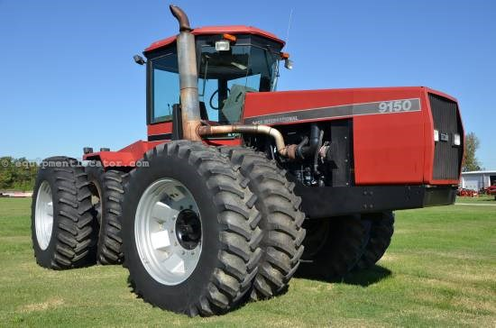 Tractor For Sale:  1989 Case IH 9150, 280 HP, 7223 Est Hours, 43999.00 USD