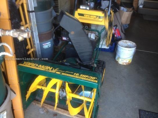 Yardman 10 5/30 Snow Blower For Sale at EquipmentLocator com