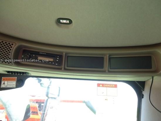 2011 Case IH 7120, 620 Sep Hr, Lux Cab, RT, FT, Pro 700,Bin Ext Combine For Sale