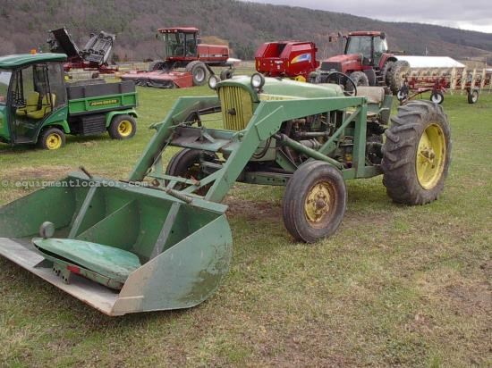 Tractor For Sale:  1962 John Deere 1010