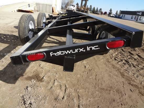 2013 Fabwurx CHTT42 - 42' (2162,FD70,RD,1230,635,88C) Header Trailer For Sale