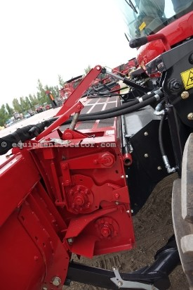 2013 Case IH WD1903, 16Ft, Steel on Steel, Hyd Header Drive Windrower-Self Propelled For Sale