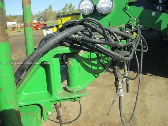 2004 John Deere 1770, 24R30, 3 Pt, Vac Meter, Row Unit Seed Hopper Planter For Sale