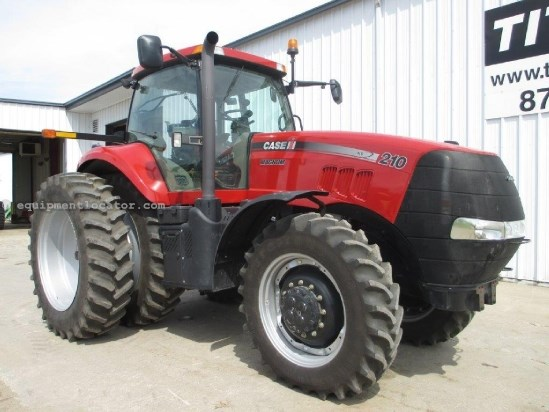 2012 Case IH MX210, UPTIME READY!, 371 Hr, PS, 5 Remotes, DEF Tractor For Sale