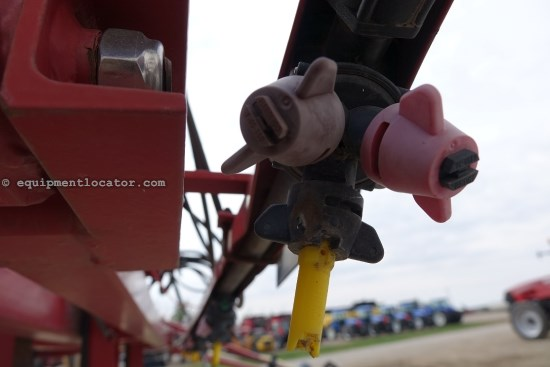 2001 Hardi 1200, 90 Ft Booms, PT, Foam Mrkrs, Boom Ht Control Sprayer-Pull Type For Sale