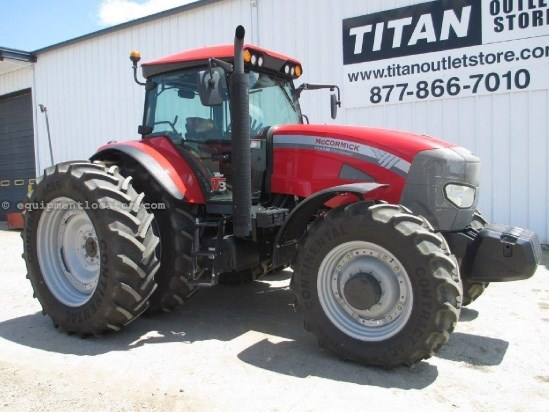 2013 McCormick TTX230, 34 Hr, PS Trans, Diff Lock, 4 Remotes Tractor For Sale
