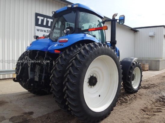 2010 New Holland T8030, Warranty*, Monitor, 540/1000 PTO Tractor For Sale