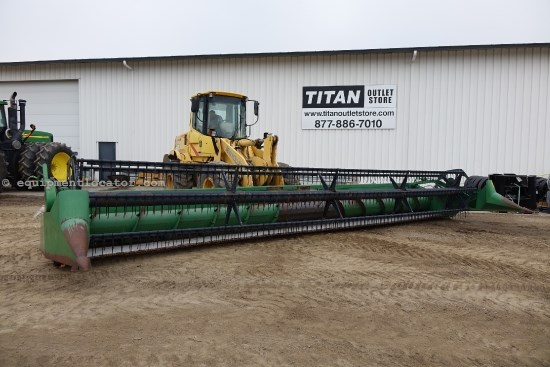 1993 John Deere 930, 30 Ft, HHC,Fore/Aft, 8820/9600/9610   Header-Flex For Sale