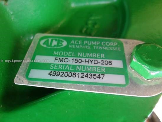 2011 Other 275 Gallon Tank - Ace Pump (T8300,T8330,T8390) Tank For Sale