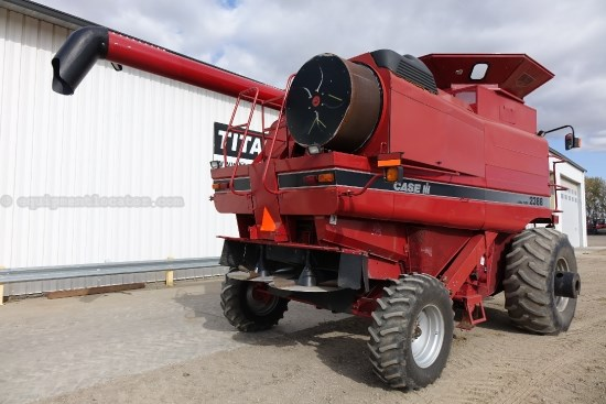 2002 Case IH 2388, 2365 Sep Hr, RT, Bin Ext, Spec Rotor, YMM Combine For Sale