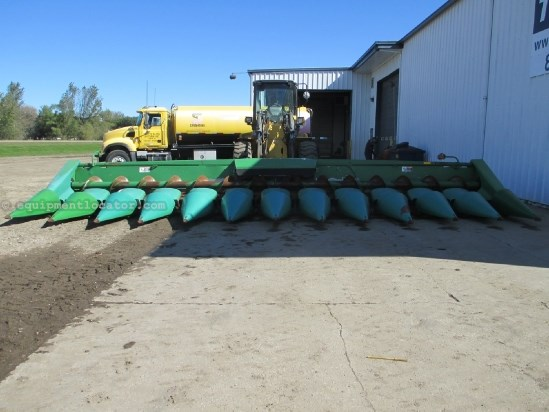 1996 John Deere 1293, 12R30, Fits 50/60/70 Series Header-Corn For Sale