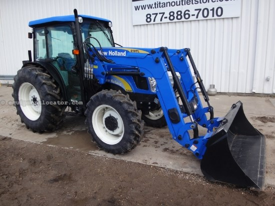 2012 New Holland T4020-91 hrs, Loader, Joystick, Electronic Shuttle Tractor For Sale