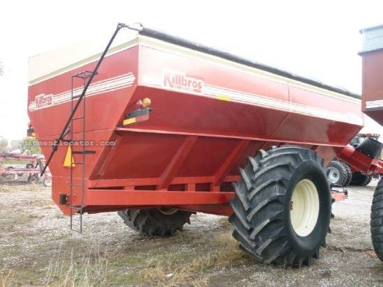 2004 Killbros 1820, 1000 Bushel Grain Cart For Sale