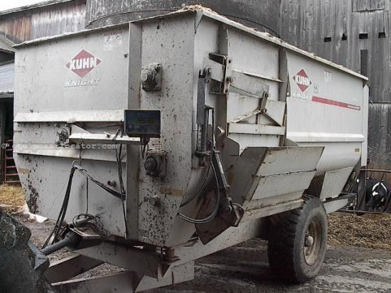 TMR Mixer For Sale:  Knight 3150