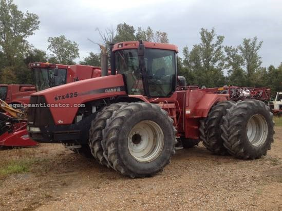 Tractor For Sale:  2004 Case IH STX 425, 6100 Est Hours, 70000.00 USD