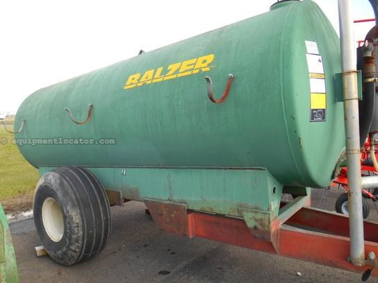 Balzer SV 1500 Manure Spreader-Dry/Pull Type For Sale at