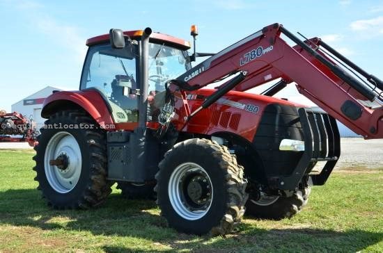 Tractor For Sale:  2011 Case IH MAG180, 150 HP, 718 Est Hours, 143642.00 USD