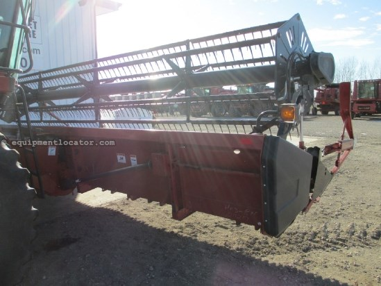 1996 Case IH 1020, 25', Contour, Fits 1688/2166/2188/2366/2388 Header-Flex For Sale