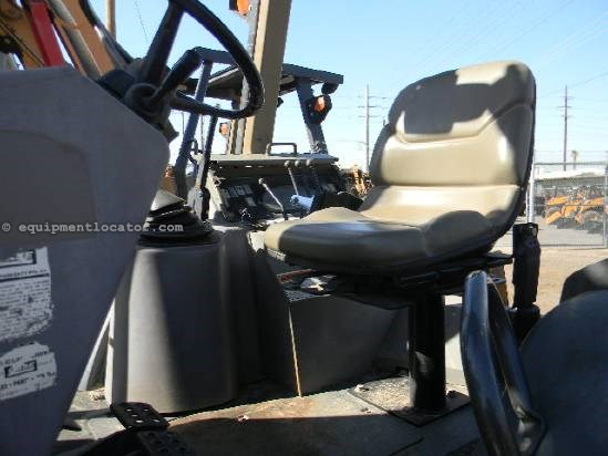 2004 Case 570MXT, Rops Canopy, Hydraulic 3 Point Loader Landscaper For Sale