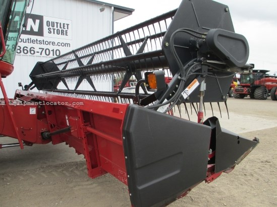 1998 Case IH 1020, 25', Fits 1688/2166/2188/2366/2388 Header-Flex For Sale