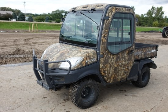 2009 Kubota RTV1100, Utility Vehicle W/ Tailgate Utility Vehicle For Sale