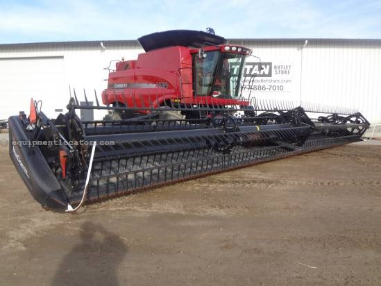 2010 MacDon FD70 - 40 ft, Transport (7088,7010,8010,7120,8120) Header-Draper For Sale