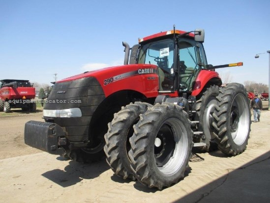 2011 Case IH Magnum MX290, 1657 hrs, Warranty*, 23 spd Creeper Tractor For Sale